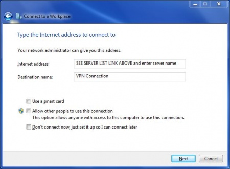 manual pptp setup for windows 7 - personalVPN com