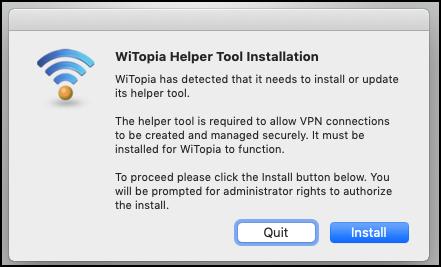 App Setup for macOS 10 14 (Mojave) - personalVPN com