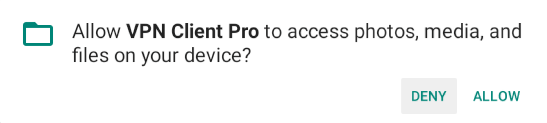 Chromebook Access Permissions