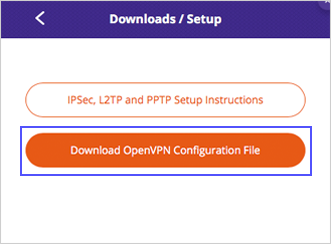 openvpn android config file download