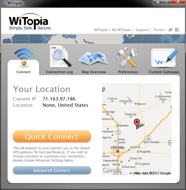 WiTopia Personalvpn Review 2018: Is Legit, Safe or Scam?